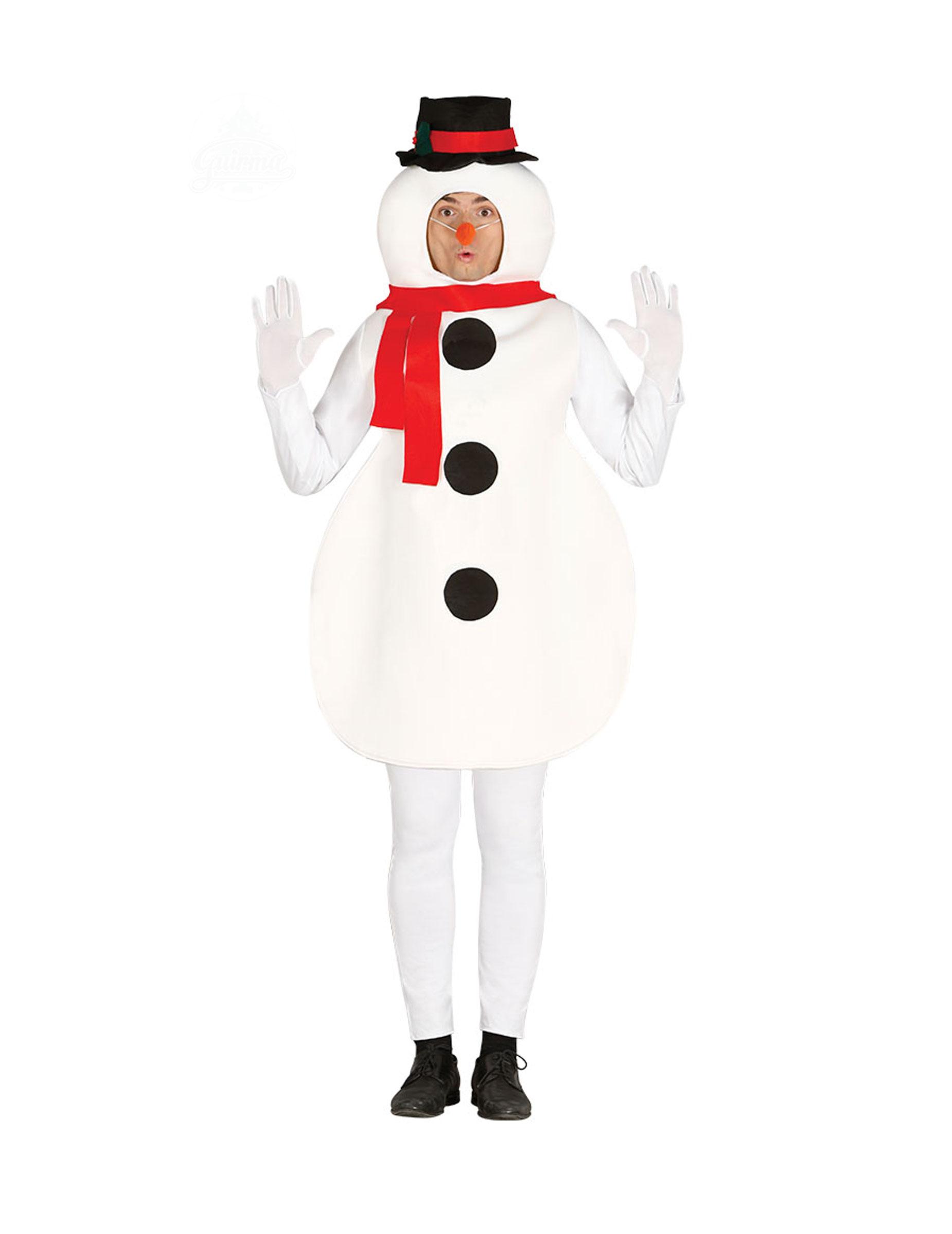 картинки костюм снеговика взрослый передачи микроба несколько