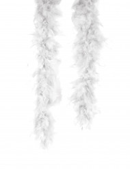Valkoinen boa/ höyhenpuuhka - 50 g