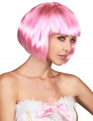 Vaaleanpunainen peruukki