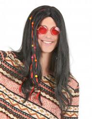 Aikuisten hippiperuukki