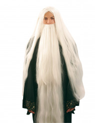 Velhon hiukset ja parta aikuisille