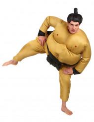 Sumopainijan puku miehille