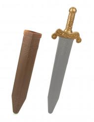 Muovinen gladiaattorin miekka