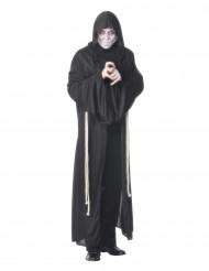 Halloween synkkä munkkiasu miehille