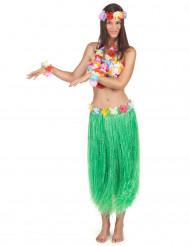 Aikuisten vihreä havaijilaissetti
