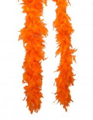 Oranssi boa/ höyhenpuuhka - 50 g