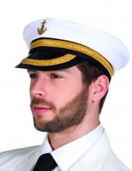 Aikuisten merikapteenin hattu