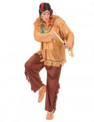 Miehekäs intiaaniasu
