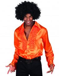 Oranssi discopaita miehelle