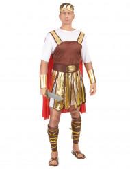 Roomalaisen sotilaan naamiaisasu aikuiselle