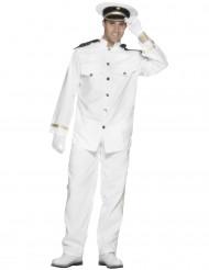 Merimieskapteenin uniformu aikuisille