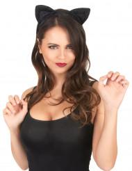 Mustat kissan korvat