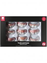 Halloween-hampaat, 9 kpl