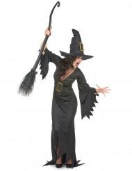 Vihainen Veera - Naisten Halloween-noidan asu