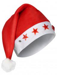 Välkkyvä Joulupukin pipo