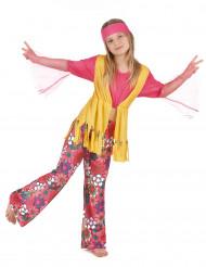 Värikäs hippiasu lapsille
