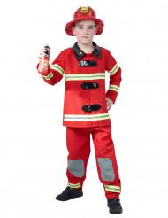 Palomiehen realistinen asu lapsille