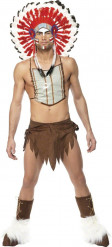 Village People™ intiaani-asu aikuisille