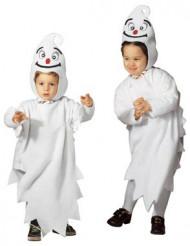 Kummituksen naamiaisasu lapselle halloween