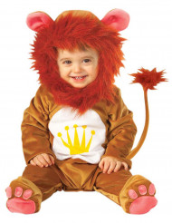 Taaperon leijonanaamiaisasu