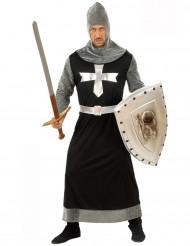 Keskiaikainen ritari -asu miehille