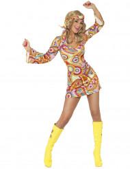 Naisen hippimekko