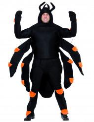Aikuisten Halloween hämähäkkiasu