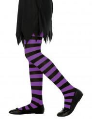 Raidalliset sukkahousut lapsille