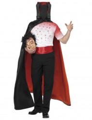 Päättömän vampyyrin naamiaisasu aikuiselle halloween