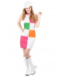 Värikäs diskoasu