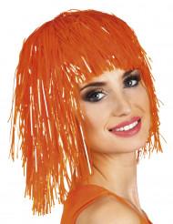Oranssi peruukki