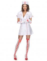 Leikkisä sairaanhoitaja - Naisten hoitsuasu