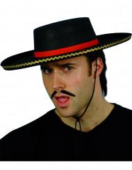 Espanjalaistyylinen hattu aikuisille