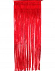 Punainen hapsuverho
