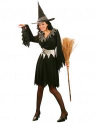 Naisten noita-asu Halloween
