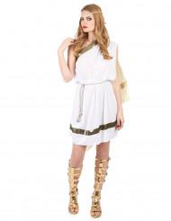 Roomalaisen jumalattaren naamiaisasu teemajuhliin