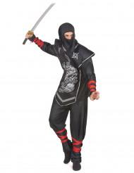 Ninjan naamiaisasu aikuiselle