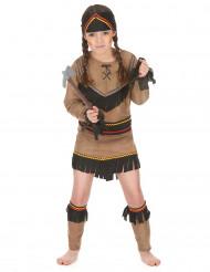 Roheka metsästäja - Lasten intiaaniasu
