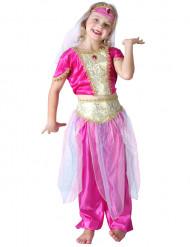Itämaisen tanssijattaren naamiaisasu lapselle