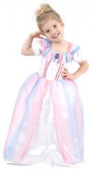 Kaunis prinsessamekko lapsille