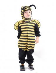 Mehiläisen naamiaisasu lapselle