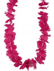 Aikuisten Havaiji-kaulanauha pinkki