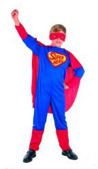 Humoristinen supersankari - Naamiaisasu lapsille