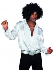 Valkoinen discopaita miehelle