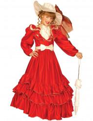Punainen markiisin puku lapsille