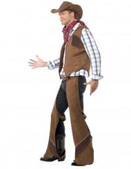 Villi Ville - Miesten cowboy-puku