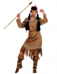 Pitkähelmainen intiaanimekko