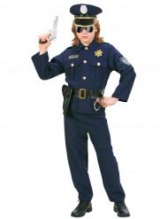 Konstaapeli Taitava - Poliisin asu lapsille
