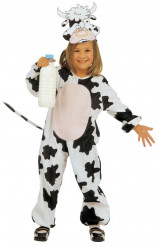 Lehmän naamiaispuku lapselle