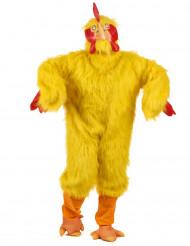 Aikuisen kananpoikapuku
